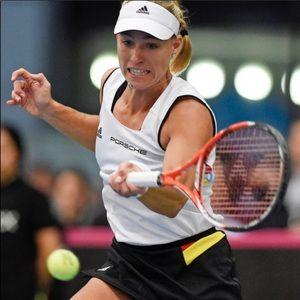 Adidas Tennis outfit white black size medium